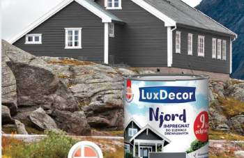 UNICELL - LUXDECOR -  Kolory inspirowane Skandynawią - IMPREGNAT