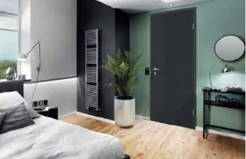 Modne i mocne drzwi wewnętrzne - Drewniane drzwi wewnętrzne CONCEPTO DESIGLINE