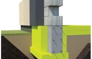 Nowości FINNFOAM – szalunki tracone w budynkach pasywnych