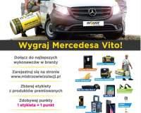 ISOVER - Wygraj Mercedasa Vito !