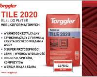 TROGGLER - Klej do płytek wilkoformatowych