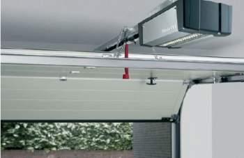 Nowa generacja napędów do bram garażowych HÖRMANN