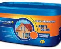 Nowa odsłona farby elewacyjnej Akryl Color marki Malfarb