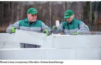 Jak uniknąć błędów przy budowie domu energooszczędnego z betonu komórkowego?