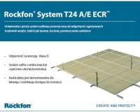 Rockfon® System T24 A/E ECR