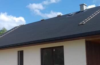 Gont bitumiczny na dach domu - wybierz nowoczesny dach dla twojego domu!