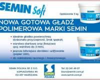 SEMIN - Gotowa gładź polimerowa