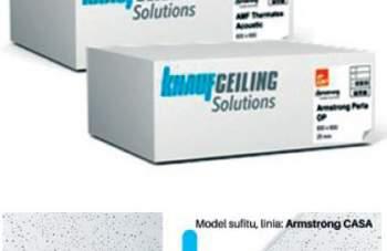 Trzy marki łączą się w KNAUF CEILING SOLUTIONS