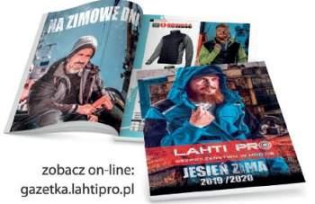 Nowa kolekcja LAHTI PRO 2019/20