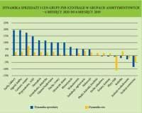 Dynamika sprzedaży i cen materiałów budowlanych w I półroczu 2020 r.