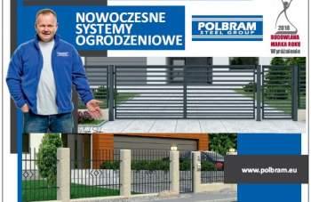 POLBRAM - nowoczesne systemy ogrodzeniowe