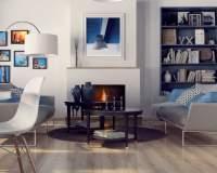 SWISS KRONO - Podłogi laminowane ROOM FLOORING