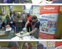 Wiosenne tematy budowlane na szkoleniu w Świebodzinie z firmą Torggler
