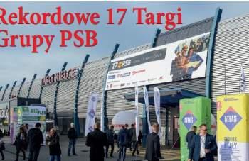 Rekordowe 17 Targi Grupy PSB