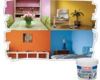 Nowa Optima - nowoczesna, ekologiczna farba do ścian i sufitów marki Farby Kabe