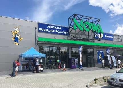 Otwarto sklep Mrówka w Nowej Sarzynie