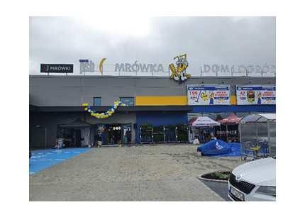 Otwarcie sklepu PSB Mrówka w Koronowie