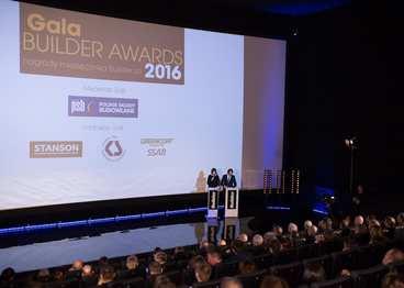 Grupa PSB mecenatem XIV Gali Builder Awards 2017