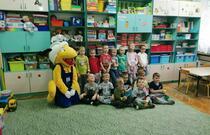 Mówka Łomża uczestniczy w akcji Bezpieczna droga do szkoły