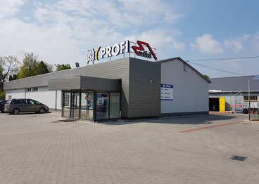Nowe centrum handlowe Profi w Zamościu