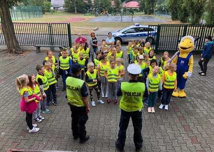 """Rusza VI edycja edukacyjnej akcji """"Bezpieczna droga do szkoły"""""""