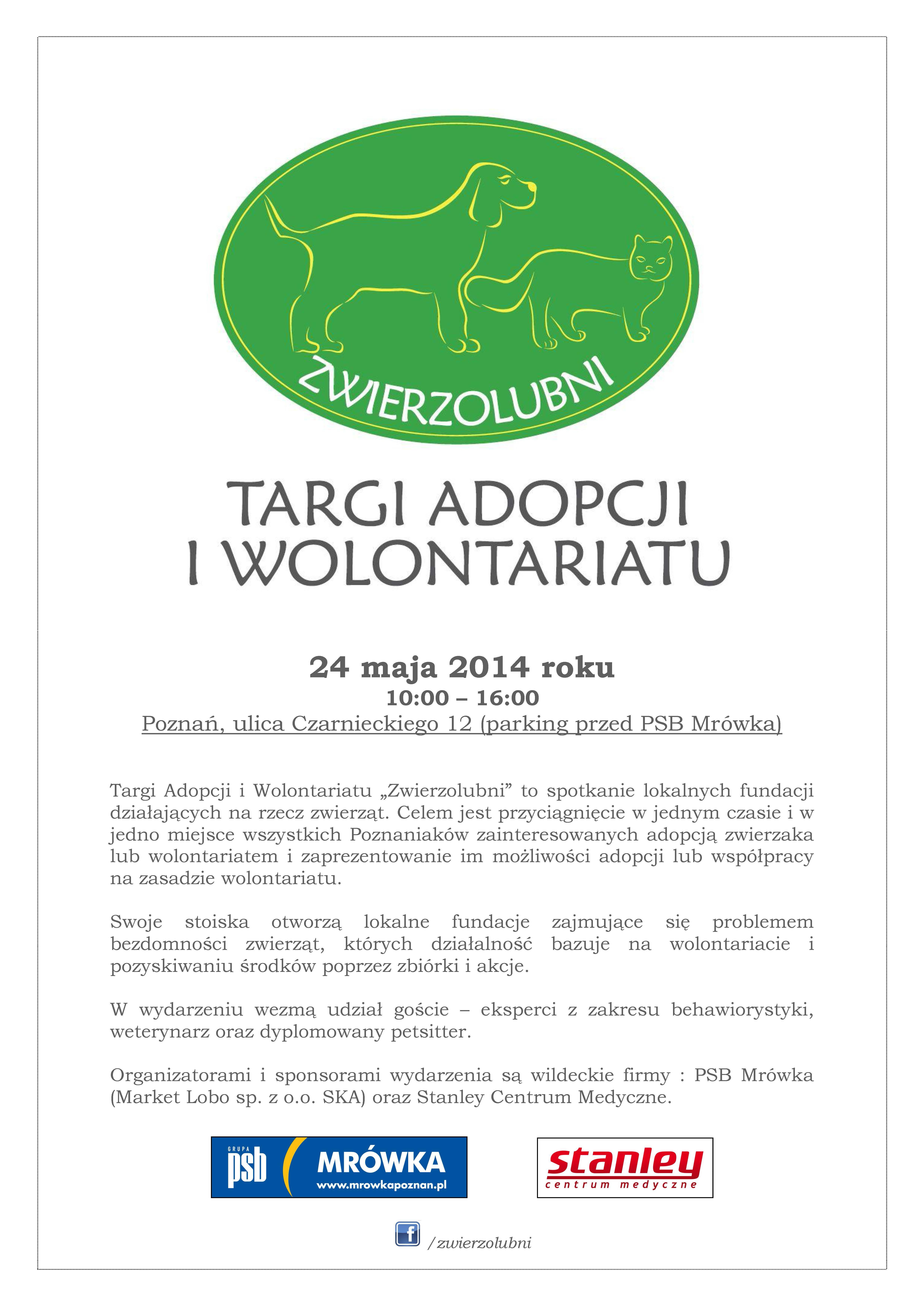 zapraszamy-na-targi-adopcji-i-wolontariatu-zwierzolubni