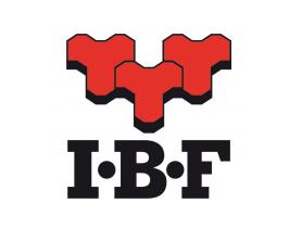 Logo: IBF