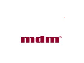 Logo: mdm NT sp. z o.o.