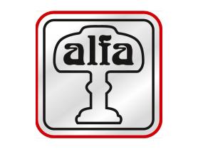 Logo: P.P.U.H. ALFA SOSNOWSCY Spółka Jawna