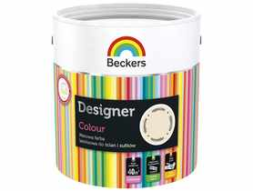 BECKERS DESIGNER COLOUR CAPUCCINO 2,5L