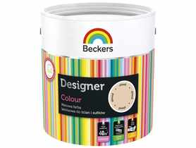 BECKERS DESIGNER COLOUR ALMOND 2,5L