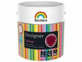 BECKERS DESIGNER COLOUR DARK RASPB 2,5L