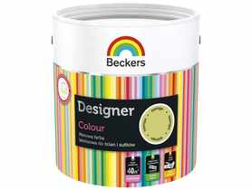 BECKERS DESIGNER COLOUR ASPARAGUS 2,5L