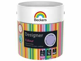 BECKERS DESIGNER COLOUR CROCUS VIO 2,5L