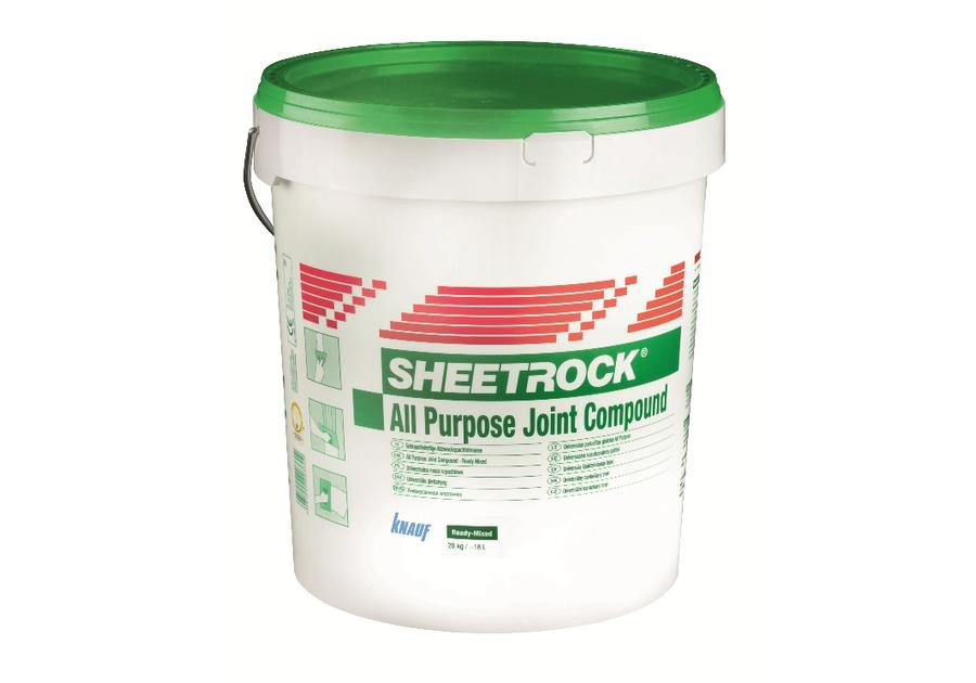 Gootowa masa szpachlowa SHEETROCK All Purpose/Super Finish