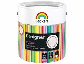 BECKERS DESIGNER COLOUR CARA. PUD. 2,5L
