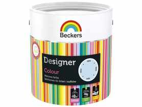 BECKERS DESIGNER COLOUR AQUA 2,5L