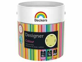 BECKERS DESIGNER COLOUR APPLE 2,5L