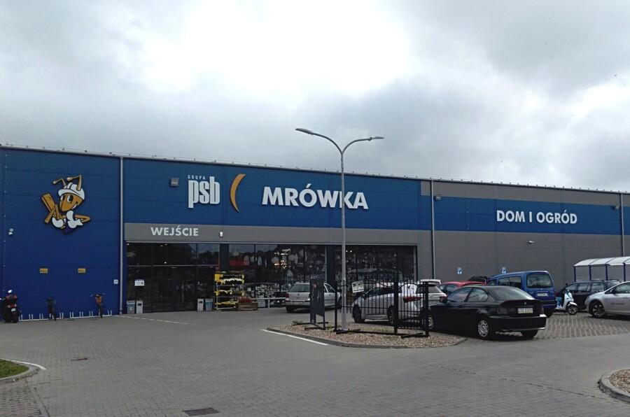 PSB Mrówka Szczecinek