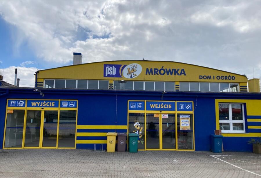 PSB Mrówka Białobrzegi ul. Kościelna