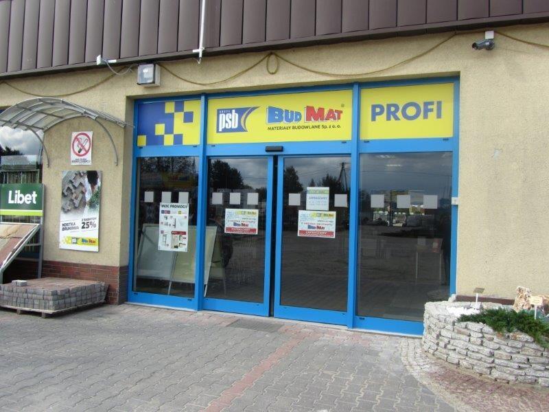 PSB PROFI BUDMAT Sierpc