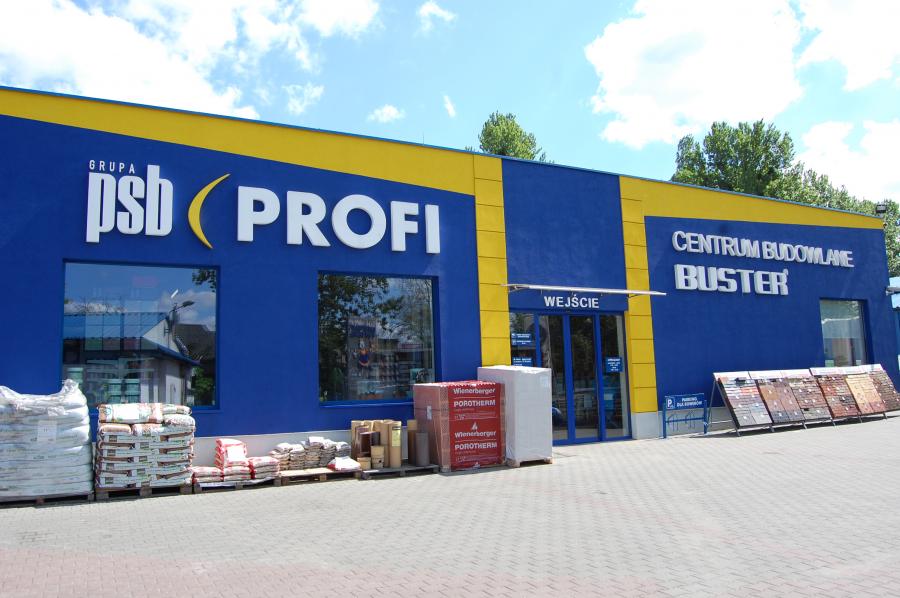 PSB-PROFI BUSTER Gliwice