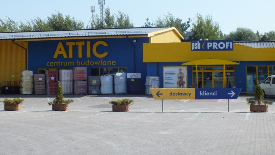 PSB-PROFI ATTIC Kraków