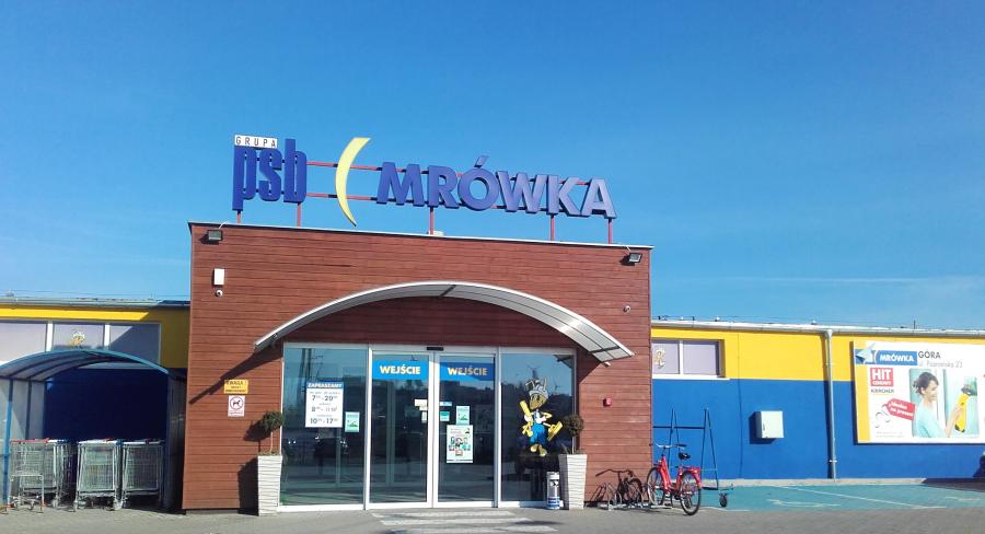 PSB Mrówka GóraMrówka Góra