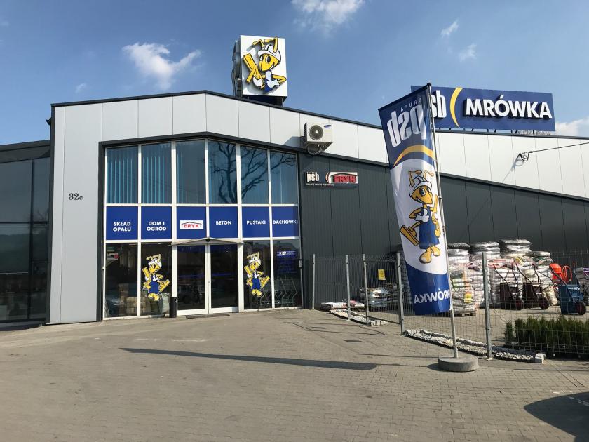 PSB Mrówka Stryszawa
