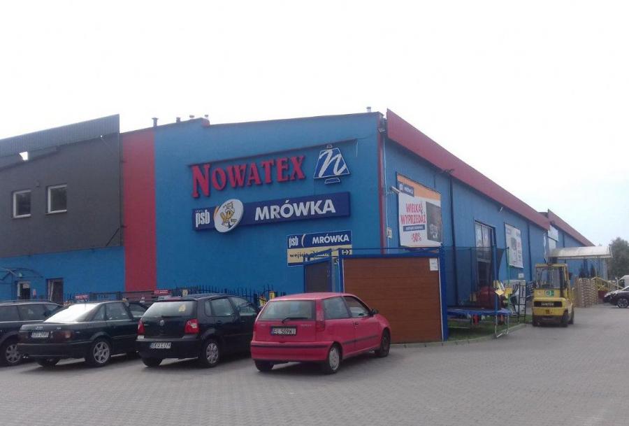 PSB Mrówka Aleksandrów ŁódzkiMrówka Aleksandrów Łódzki