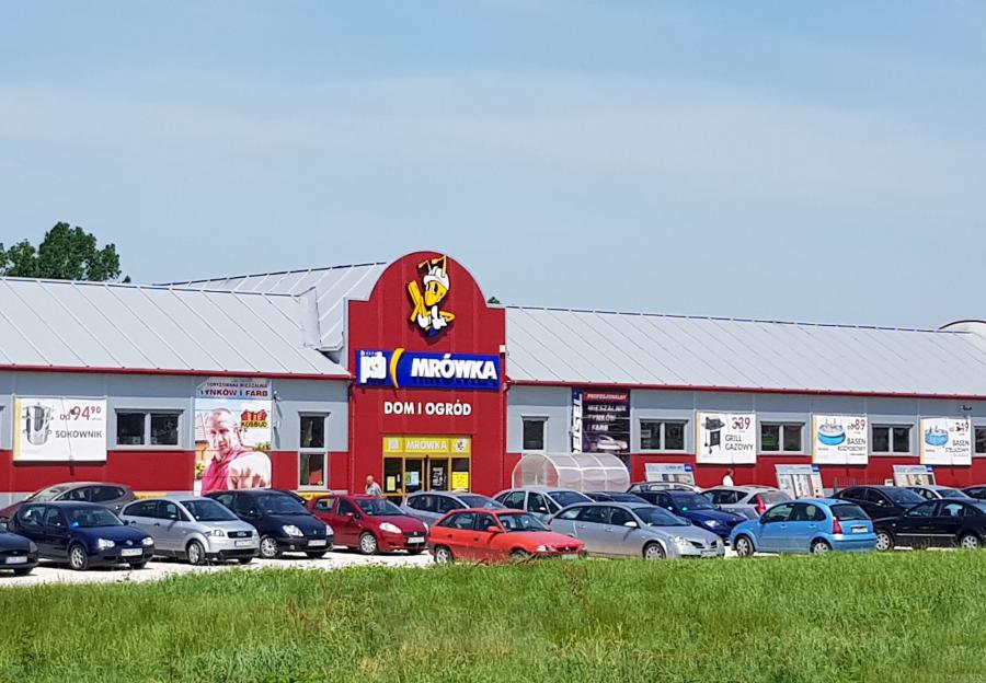 PSB Mrówka Dąbrowa Tarnowska