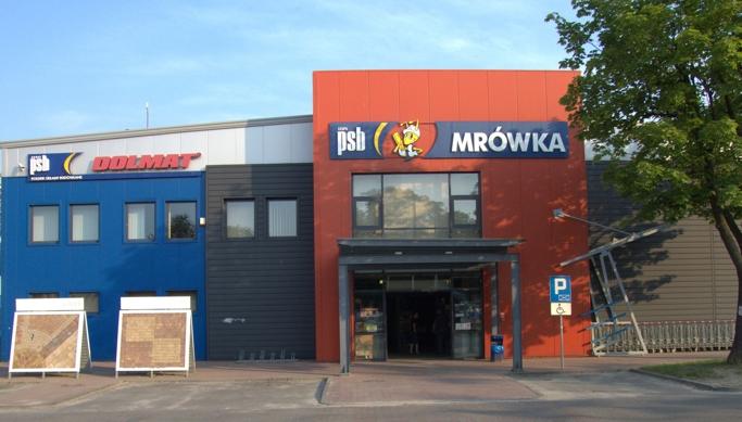 PSB Mrówka Oleśnica
