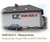 DOM-BUD II Międzyzdroje