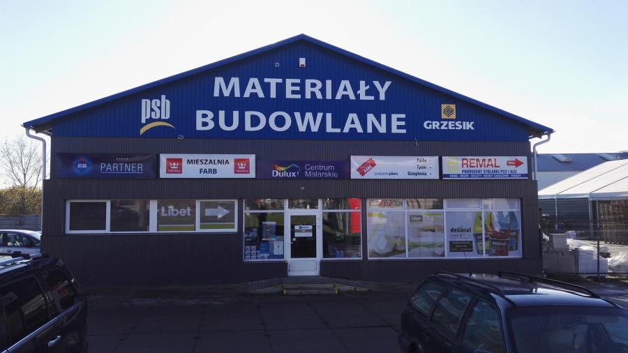 PSB FIRMA HANDLOWA GRZESIK Malbork ul. Koszykowa